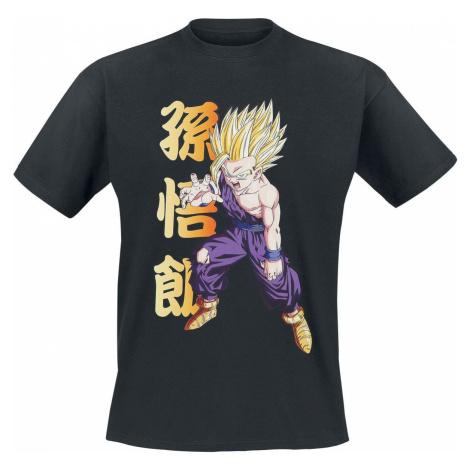 Dragon Ball Z - Gohan tricko černá