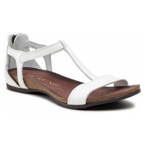 Sandály CARINII - B3779 NS-L46-000-000-B02