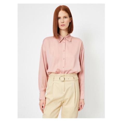 Koton Classic Collar Shirt