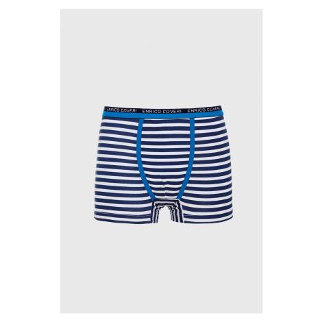 Chlapecké boxerky modré Enrico Coveri
