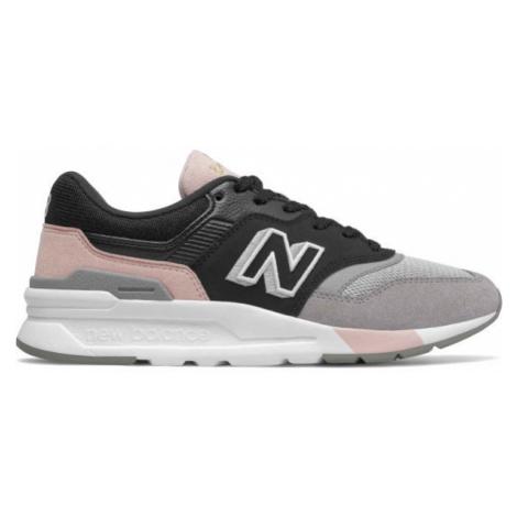 New Balance CW997HAL šedá - Dámská volnočasová obuv