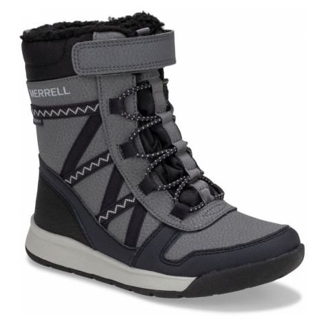 obuv merrell MK263125 SNOW CRUSH 2.0 WTPF black/grey