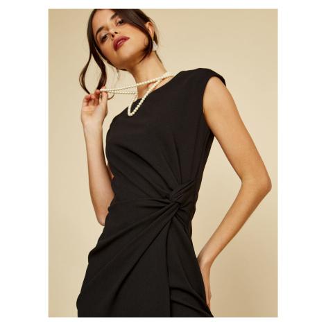 ZOOT černé pouzdrové šaty Lauren