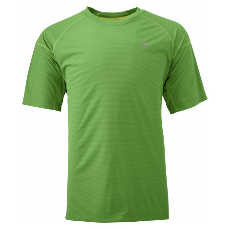 pánské triko OUTDOOR RESEARCH Men'S Echo Tee, Flash/Lemong