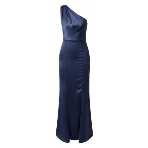 Chi Chi London Společenské šaty 'Aiyanna' námořnická modř