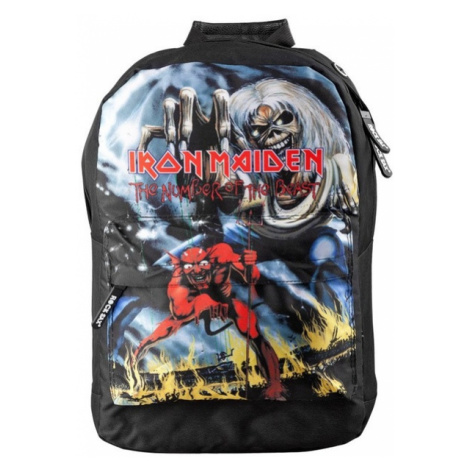 batoh NNM Iron Maiden NUMBER OF THE BEAST