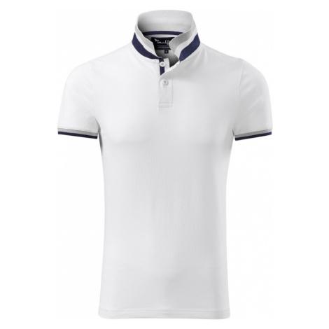 Malfini premium Collar up Pánská polokošile 25600 bílá