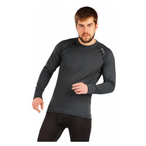 Pánské funkční termo triko Litex 99901 | tmavě šedá