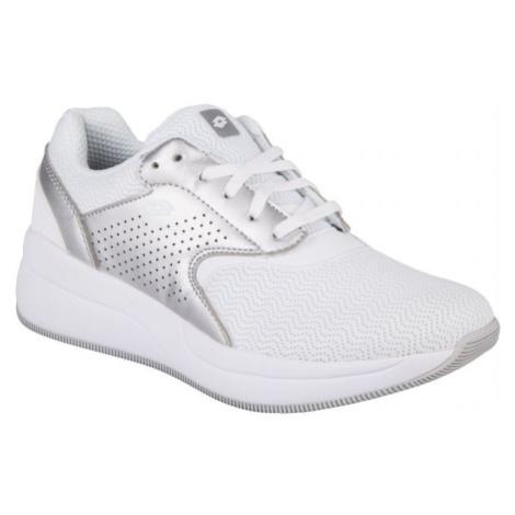 Lotto QUEEN AMF W bílá - Dámská volnočasová obuv