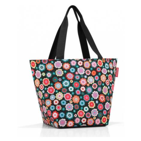 Nákupní taška přes rameno Reisenthel Shopper M Happy flowers