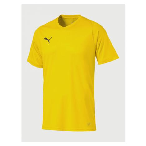 Dres Puma Liga Jersey Core Žlutá