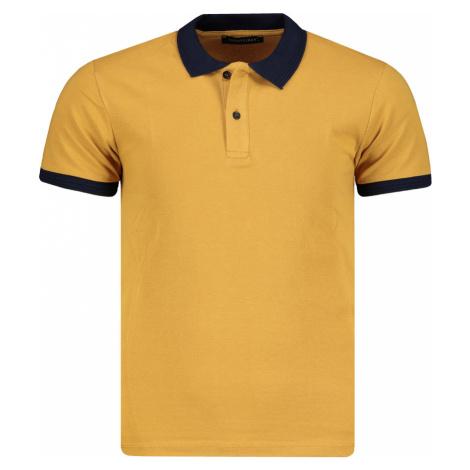 Men's Polo T-shirt Trendyol Multicolored
