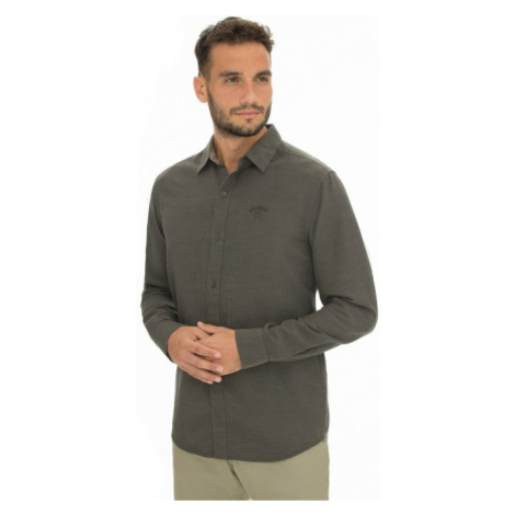 Pánská košile BUSHMAN GORMAN šedá