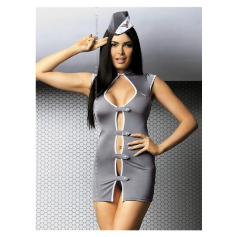 Sexy kostým Stewardess - Obsessive