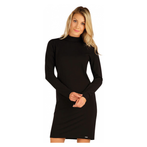 Dámské černé šaty Litex 7A131   černá