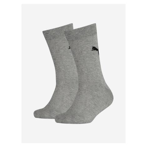 Ponožky Puma Easy Rider Jr 2 Pack Barevná