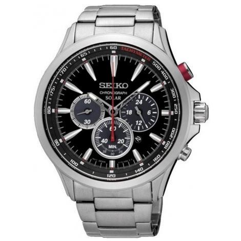 SEIKO SSC493P1, Pánské solární náramkové hodinky