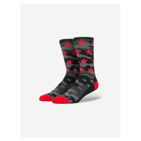 Battalion Ponožky Stance Černá