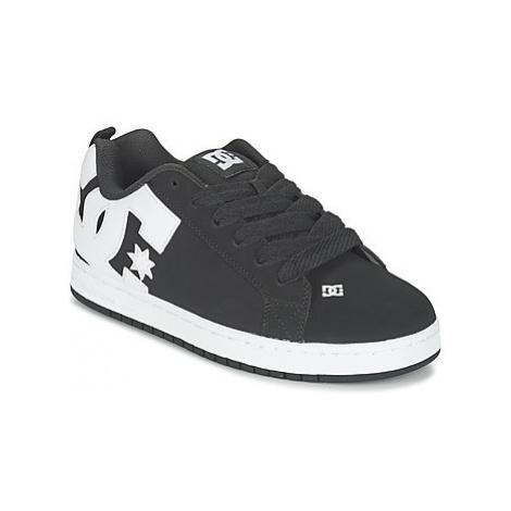 DC Shoes COURT GRAFFIK Černá