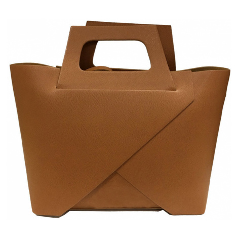 Kožená kabelka do ruky