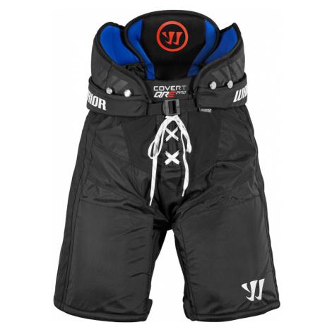 Kalhoty Warrior Covert QRE Velcro SR, černá,