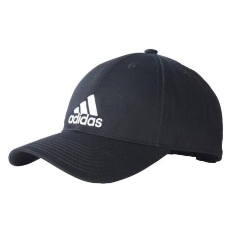Kšiltovka adidas Performance Cap Cotton Černá / Bílá