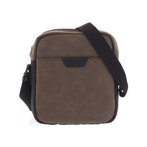 Hexagona Pánská taška přes rameno hnědá - Clark Hnědá
