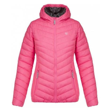 Loap IREMY růžová - Dámská bunda