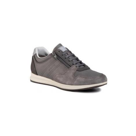 Geox Sneakersy U Avery B U02H5B 000ME C1006 Šedá