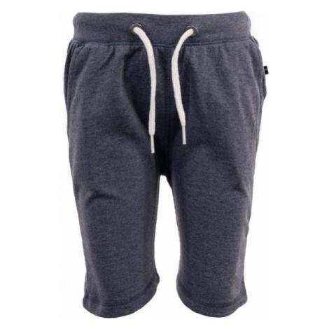 ALPINE PRO HASICO2 tmavě šedá - Chlapecké šortky