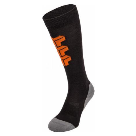 Bula GEO SKI SOCKS černá - Lyžařské ponožky