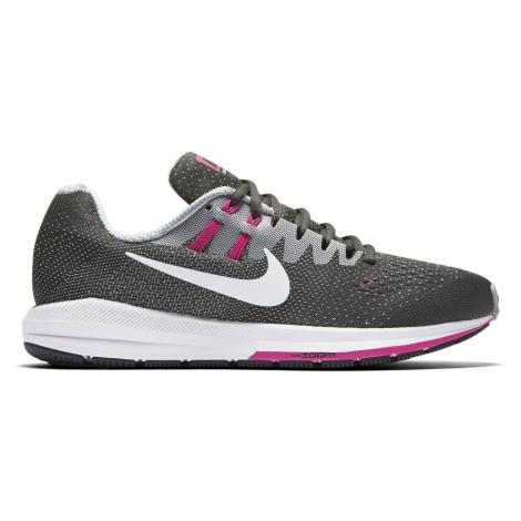 Dámské běžecké boty Nike Air Zoom Structure 20 Šedá / Fialová