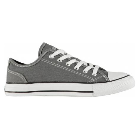 SoulCal Canvas Low Ladies Canvas Shoes