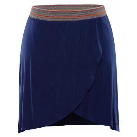 ALPINE PRO GAYA Dámská sukně LSKR219677 estate blue
