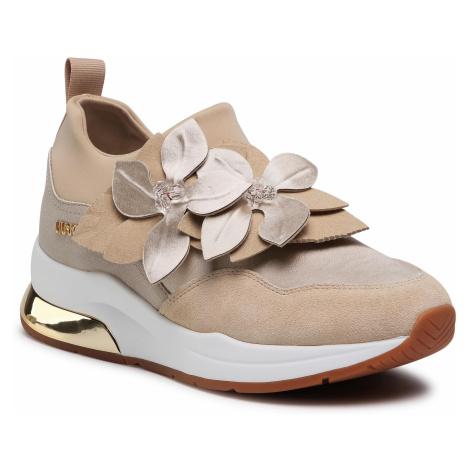 Sneakersy LIU JO - Karlie 53 BA1007 TX155 Sand 01127