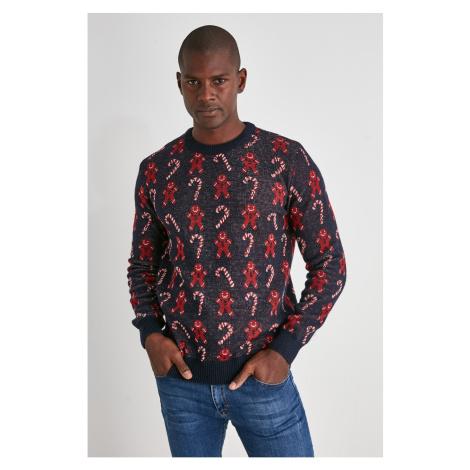 Pánský svetr Trendyol Christmas