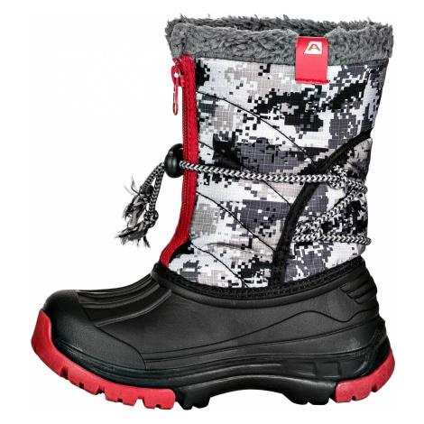 Dětská zimní obuv Alpine Pro KODY - černá
