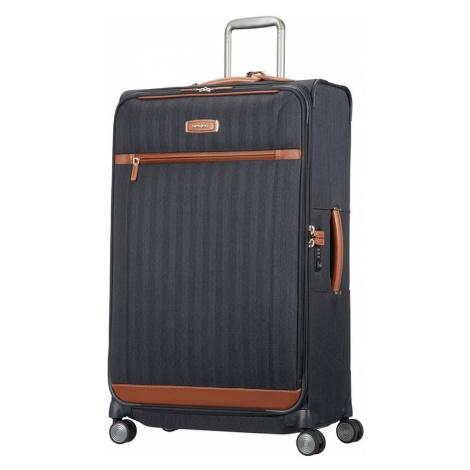 Samsonite Cestovní kufr Lite DLX 106/119 l - tmavě modrá