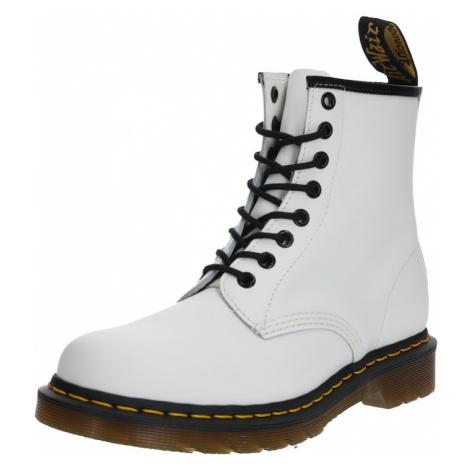 Dr. Martens Šněrovací boty '1460 Smooth' bílá