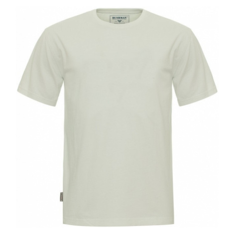 Pánské tričko BUSHMAN BASE bílá