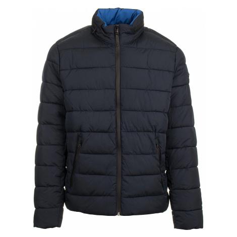 Michael Kors pánská zimní bunda modra