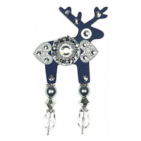 Deers Malý tmavě modrý jelínek se srdíčky Lolita