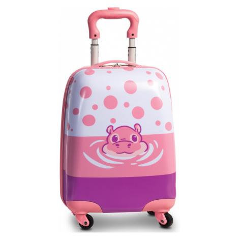 Dětský kufr Hroch Fabrizio