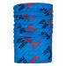 Unisex multifunkční šátek/nákrčník KILPI DARLIN světle modrá