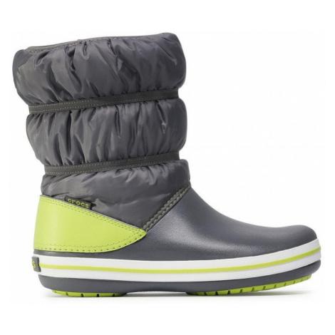 Crocband Winter Boot K Crocs