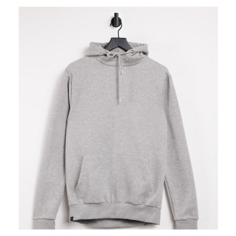 Le Breve Tall co-ord overhead hoodie in grey