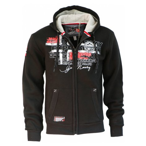 GEOGRAPHICAL NORWAY mikina pánská GUTTA ME 100 EO