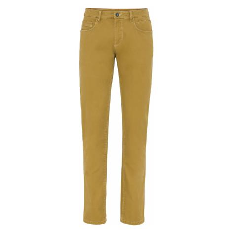 Džíny Camel Active 5-Pocket Houston - Žlutá