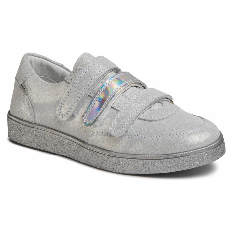 Sneakersy BARTEK - 78651/1R1 Biały