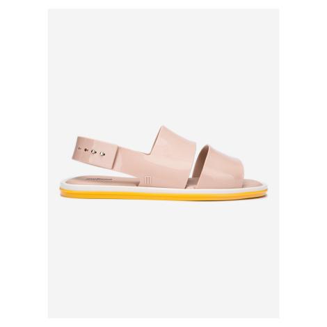 Sandály Melissa Carbon Ad Růžová